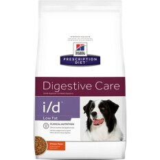 ขาย ซื้อ Hill S I D Canine Low Fat อาหารเม็ดสำหรับสุนัข ประกอบการรักษาภาวะไขมันในเลือดสูง สูตรไขมันต่ำ 1 5Kg Thailand