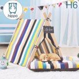 ราคา Hippo บ้านสุนัข Dog House พร้อมที่นอน สำหรับลูกรักทุกสายพันธุ์ Size L ออนไลน์