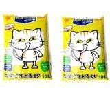 ราคา Kat To 10 Litres 2 Units แคทโตะ ทรายแมวกลิ่น แอปเปิ้ล ขนาด 10 ลิตร 2 ถุง ใหม่