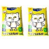 ราคา Kat To Cat Litter 10 Litres X 2 Apple แคทโตะ ทรายแมว กลิ่นแอปเปิ้ล ขนาด 10 ลิตร จำนวน 2 ถุง เป็นต้นฉบับ
