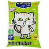ขาย ซื้อ ออนไลน์ Kat To Cat Litter 5 Litres Lemon แคทโตะ ทรายแมว กลิ่นมะนาว ขนาด 5 ลิตร