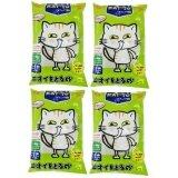 ราคา Kat To Cat Litter Lemon 5 Litres X 4 Units แคทโตะ ทรายแมว กลิ่นมะนาว ขนาด 5 ลิตร จำนวน 4ถุง เป็นต้นฉบับ