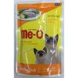 ขาย Me O Cat Pouch อาหารเปียก รสปลาทูในเยลลี่ เบอร์ 7 80G 12 Units Thailand
