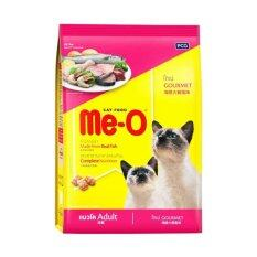 ราคา Me O Gourmet 6 8 Kgs มีโอ อาหารแมว แบบเม็ด รสโกเม่ สำหรับแมวโต อายุ 1 ปีขึ้นไป ขนาด 6 8 กิโลกรัม ใหม่