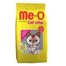 ขาย Me O Litter ทรายแมว กลิ่นแอปเปิ้ล ขนาด 5ลิตร ราคาถูกที่สุด