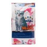 ขาย ซื้อ ออนไลน์ Mix Kat อาหารแมวแบบเม็ด รสทูน่า ขนาด 7 กก 2 กระสอบ