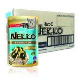 ราคา Nekko Tuna Topping Seaweed Steamed Egg 70G X 48 Units เน็กโกะ สูตรปลาทูน่าหน้าสาหร่ายและไข่ตุ๋น ขนาด70กรัม จำนวน48ซอง ถูก