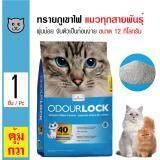 ทบทวน Odour Lock ทรายแมวภูเขาไฟ ฝุ่นน้อย จับตัวเป็นก้อนเร็ว เก็บกลิ่น สำหรับแมวทุกสายพันธุ์ ขนาด 12 กิโลกรัม
