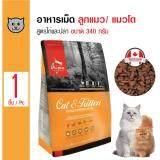 โปรโมชั่น Orijen อาหารเม็ด สูตรเนื้อไก่ ไข่ และปลา บำรุงผิวหนังและขน สำหรับลูกแมวและแมวโต ขนาด 340 กรัม Orijen ใหม่ล่าสุด