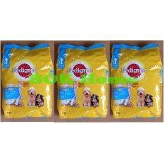ราคา Pedigree Milk Flavor Immunity Protection For Puppies Food 6 Mths 1 5Kg 3 Bags อาหารสุนัข เพดดีกรี สำหรับ ลูกสุนัข ทุกสายพันธุ์ 6เดือน รสนม 1 5Kg 3 ถุง ใหม่ล่าสุด