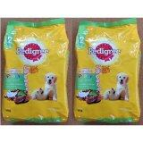 ขาย Pedigree Puppies Food Immunity Protection Liver Vegetables Milk Flavor 3 18 Mth Old 1 5Kg 2 Bags อาหารสุนัข เพดดีกรี สำหรับ ลูกสุนัข ทุกสายพันธุ์ อายุ 3 18 เดือนรสตับ ผัก และนม 1 5 กก 2 ถุง เป็นต้นฉบับ