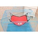 Pet Hammock Kitten Dog Sleep Bed Red Intl ถูก