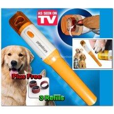 ขาย ซื้อ ออนไลน์ ที่ตัดเล็บหมา ตัดเล็บแมว ตะไบเล็บหมา ตะไบเล็บแมว รุ่น Pet Pedicure Sa 2103 ป้องกันการบาดเจ็บขณะตัดเล็บของสัตว์เลี้ยงคุณ ใช้งานง่าย สะดวก ปลอดภัย ที่ตัดเล็บสุนัข กรอเล็บ ตะไบเล็บสุนัข