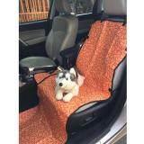 ซื้อ เบาะคลุมรถยนต์สำหรับสุนัข แผ่นรองกันเปื้อนสำหรับสุนัขในรถยนต์ แผ่นรองกันเปื้อนเบาะรถยนต์สำหรับสุนัข สำหรับเบาะหน้า สีส้ม ลายเมฆ Dogiebra ถูก