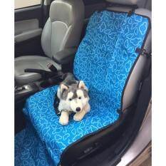ขาย เบาะคลุมรถยนต์สำหรับสุนัข แผ่นรองกันเปื้อนสำหรับสุนัขในรถยนต์ แผ่นรองกันเปื้อนเบาะรถยนต์สำหรับสุนัข สำหรับเบาะหน้า ลายเมฆสีฟ้า เป็นต้นฉบับ