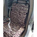โปรโมชั่น เบาะคลุมรถยนต์สำหรับสุนัข แผ่นรองกันเปื้อนสำหรับสุนัขในรถยนต์ แผ่นรองกันเปื้อนเบาะรถยนต์สำหรับสุนัข สำหรับเบาะหน้า Abc สีน้ำตาล Smartshopping ใหม่ล่าสุด
