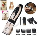 ส่วนลด Professional Pet Cat Dog Hair Grooming Trimmer Clipper Animal Hair Remover Cutter Comb Kit Intl Unbranded Generic ใน จีน
