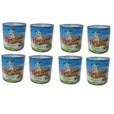 ขาย ซื้อ Pure Goat นมแพะ แบบน้ำ สำหรับสุนัข และแมว กระป๋อง 400Ml 8 Units Thailand