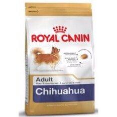 Royal Canin รอยัลคานิน อาหารสุนัขโต พันธุ์ชิวาว่า ขนาด 500 กรัม.