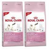ซื้อ Royal Canin Babycat 400G 2 Units อาหารสำหรับลูกแมวอายุ1 4เดือน และแม่แมวตั้งท้อง ขนาด400กรัม 2ถุง ใหม่