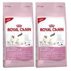 ราคา Royal Canin Babycat 400G 2 Units อาหารสำหรับลูกแมวอายุ1 4เดือน และแม่แมวตั้งท้อง ขนาด400กรัม 2ถุง กรุงเทพมหานคร
