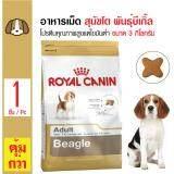 ราคา Royal Canin Beagle *d*lt อาหารสุนัข โปรตีนคุณภาพสูง ไขมันต่ำ สำหรับสุนัขโตสายพันธุ์บีเกิ้ล 1 ปีขึ้นไป ขนาด 3 กิโลกรัม Royal Canin กรุงเทพมหานคร