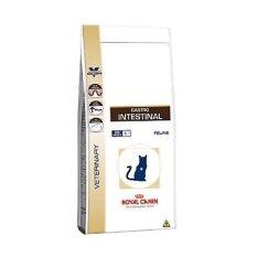 ราคา Royal Canin Feline Gastro Intestinol อาหารสำหรับแมวที่มีปัญหาเรื่องลำไส้ ขนาด 400G 1 ถุง เป็นต้นฉบับ