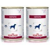 ขาย Royal Canin Hepatic Veterinary Diet Canine Can โรคตับ อาหารหมา อาหารสุนัข อาหารประกอบการรักษาโรคในสุนัข โรคตับ ชนิดกระป๋อง ขนาด 420 กรัม X 2 กระป๋อง Exp 06 19 ใหม่