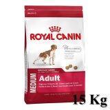 ขาย ซื้อ ออนไลน์ Royal Canin Medium *D*Lt 15 Kgs รอยัลคานิน อาหารสุนัขแบบเม็ด สำหรับสุนัขโตพันธุ์กลาง อายุ 1 7 ปี ขนาด 15 กิโลกรัม