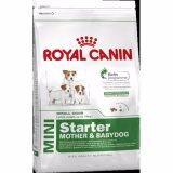 ซื้อ Royal Canin Mini Starter 1 Kg อาหารสำหรับแม่สุนัขตั้งท้อง และลูกสุนัขพันธุ์เล็ก 3 สัปดาห์ 3 เดือน1 กิโลกรัม ใหม่