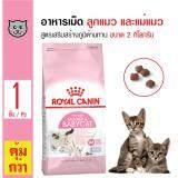 ขาย Royal Canin Mother And Baby Cat อาหารลูกแมวและแม่แมว สูตรเสริมสร้างภูมิต้านทาน สำหรับลูกแมวอายุ 2 4 เดือน และแม่แมว ขนาด 2 กิโลกรัม ใหม่