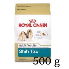 Royal Canin Shih Tzu *d*lt 500G อาหารสุนัขแบบเม็ด เหมาะสำหรับสุนัขพันธุ์ชิห์สุอายุ 10 เดือนขึ้นไป 500 กรัม ถูก