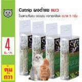 ทบทวน Royal Pets Catnip ขนมแมว ตำแยแมว กัญชาแมว ใช้โรยบนของเล่นหรืออาหาร สำหรับแมว ขนาด 5 กรัม X 4 กล่อง Royal Pets