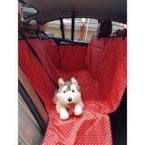 ส่วนลด เบาะคลุมรถยนต์สำหรับสุนัข แผ่นรองกันเปื้อนสำหรับสุนัขในรถยนต์ แผ่นรองกันเปื้อนเบาะรถยนต์สำหรับสุนัข ผ้าคลุมสำหรับเบาะหลังรถเก๋ง รถ Suv ลายจุด สีแดง Easymall