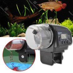 ซื้อ Sinlin เครื่องให้อาหารปลาอัตโนมัติ แบบตั้งเวลาได้ Automatic Fish Feeder รุ่น Aff1 02At