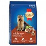 ราคา Smartheart *d*lt Small Breed Beef Steak 1 3 Kg สมาร์ทฮาร์ท อาหารสุนัขแบบเม็ด สำหรับสุนัขโตพันธุ์เล็ก รสเสต็กเนื้อ ขนาด 1 3กิโลกรัม จำนวน 1ถุง ใหม่