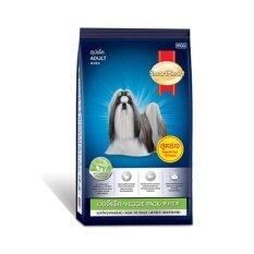 ซื้อ Smartheart Veggie *d*lt Dog อาหารสุนัขโต สูตรเจ ขนาด 3 กก ใหม่