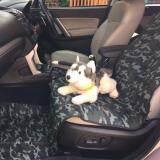 ซื้อ เบาะคลุมรถยนต์สำหรับสุนัข แผ่นรองกันเปื้อนสำหรับสุนัขในรถยนต์ แผ่นรองกันเปื้อนเบาะรถยนต์สำหรับสุนัข สำหรับเบาะหน้า ลายทหาร ใหม่