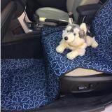 ราคา เบาะคลุมรถยนต์สำหรับสุนัข แผ่นรองกันเปื้อนสำหรับสุนัขในรถยนต์ แผ่นรองกันเปื้อนเบาะรถยนต์สำหรับสุนัข สำหรับเบาะหน้า สีกรมท่า ลายเมฆ Smartshopping เป็นต้นฉบับ