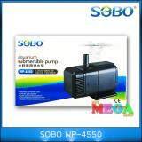 ราคา ปั๊มน้ำ Sobo Wp 4550 กำลังไฟ50W 3600L Hr ใหม่