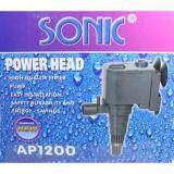 ขาย ปั๊มน้ำ Sonic Ap1200 สำหรับกุ้ง ปลา คุณภาพดี แข็งแรงทนทาน Sonic ออนไลน์