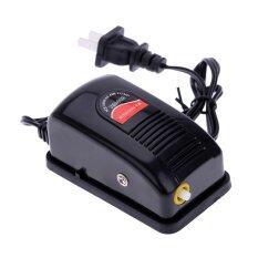 ซื้อ Super Silent 3W Aquarium Air Pump 2 5L Min For Fish Turtle Tank Aquatic Oxygen Airpump Rs 180 Aquarium Accessories 220V 240V Intl ออนไลน์ จีน