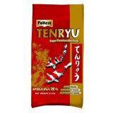 ขาย Tenryu Super Premium Koi Food Plus Spirulina 12 อาหารปลาคาร์ฟเกรดซูเปอร์พรีเมี่ยม เม็ด 2 มม ขนาด 2 5 ก ก