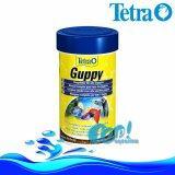 ซื้อ Tetra Guppy 100Ml อาหารปลาหางนกยูง Aqua