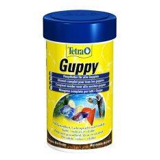 ซื้อ Tetra Guppy 250Ml อาหารปลาหางนกยูง Aqua เป็นต้นฉบับ