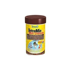 ราคา อาหารปลาชนิดเม็ดเล็กจิ๋ว ยี่ห้อ Tetramin Mini Granules ขนาด 45 กรัม ใน ไทย