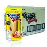 ขาย Toro Toro โทโร โทโร่ ขนมแมว เนื้อไก่ผสมโสมและเม็ดเก๋ากี้ 30 G X 48 ซอง ออนไลน์ ไทย