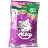 ราคา Whiskas อาหารแมว รสปลาทูน่า 7กิโลกรัม สูตรแมวโต 1กระสอบ Whiskas