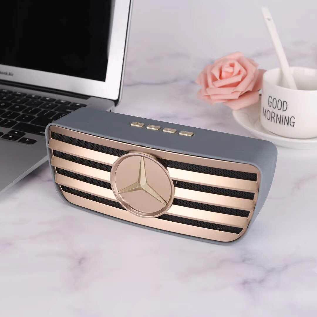 BK007 Portable Bluetooth Speaker