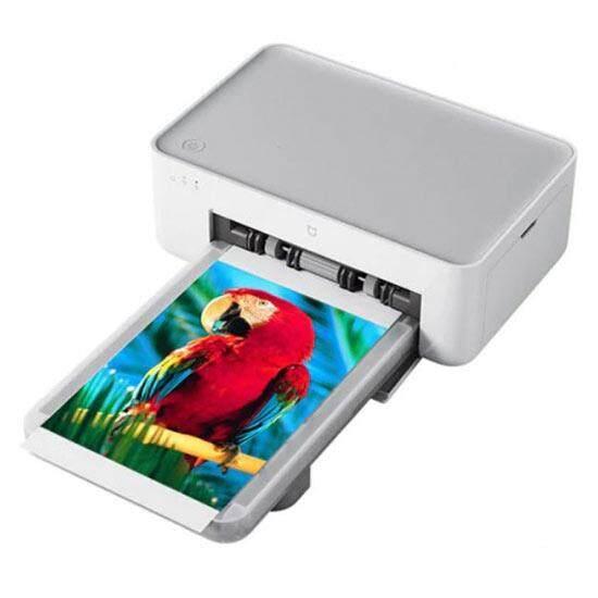 Xiaomi Wireless Photo Printer - เครื่องปริ้นรูปไร้สาย (พร้อมตลับหมึก+กระดาษ 40แผ่น).